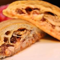 31 - Hawaiian BBQ Chicken Calzone