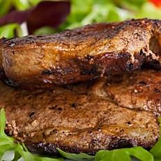 157 - Grilled Chicken Steak Dinner
