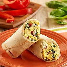 60 - Grilled Meat Lover's Wrap
