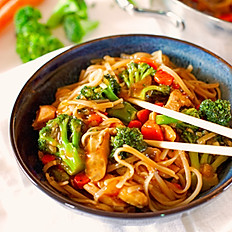 A6 - Chicken Fried Rice or Noodles