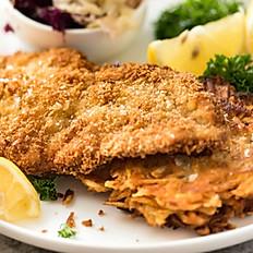 154 - Schnitzel Dinner