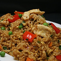 A4 - Chicken Fried Rice or Noodles ***spicy***
