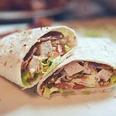 63 - BBQ Chicken and Bacon Wrap