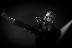 2019-11-27 The National, Columbiahalle,