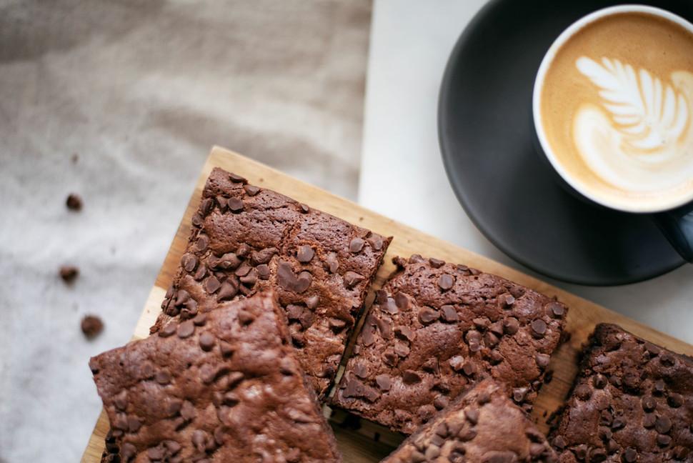 coffee and cake Truro