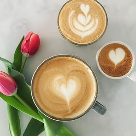 Coffee, coffee and more coffee. We will