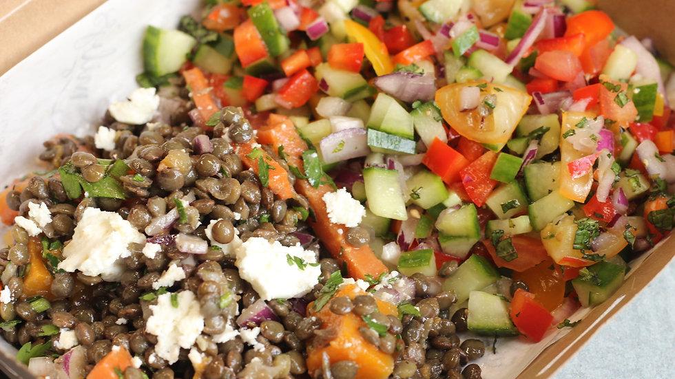 Super-salad mix