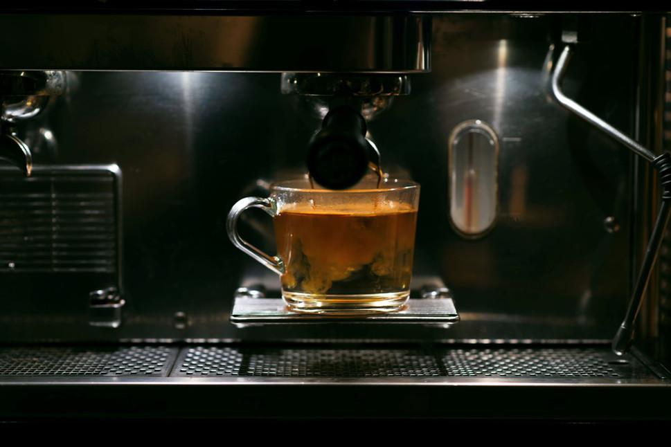 Origin coffee, Truro