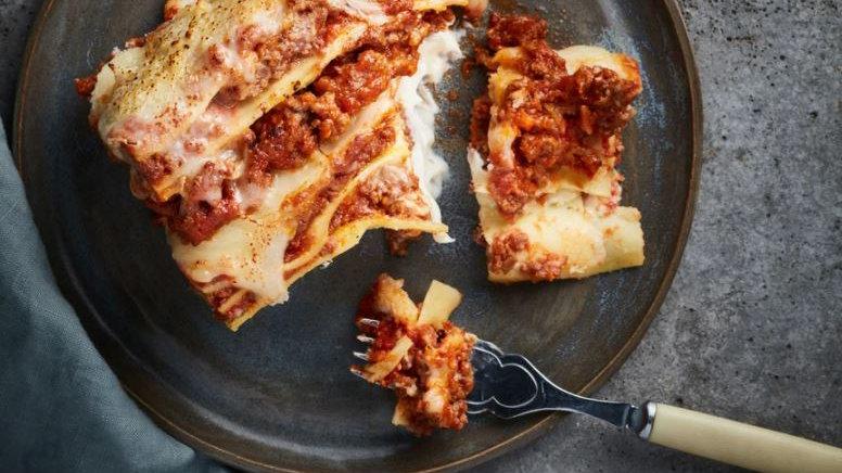 Friday night dinner: lasagne alla Bolognese