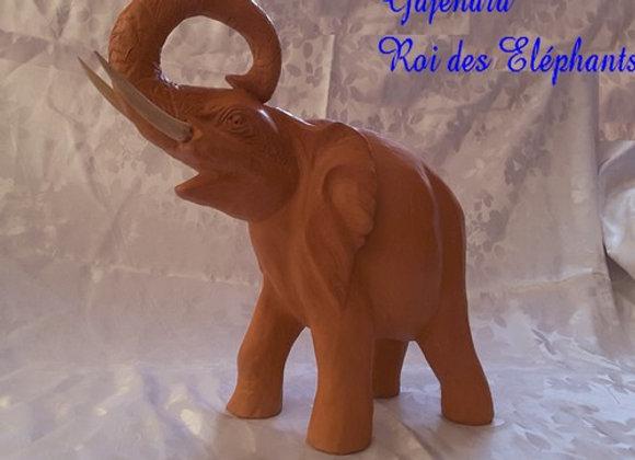 """Gajendra """"le roi des éléphants"""""""