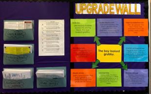 upgrade wall
