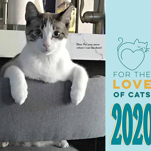 2020 Glamour Puss Calendar