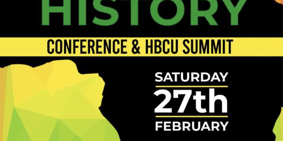 I Am Black History Conference & HBCU Summit