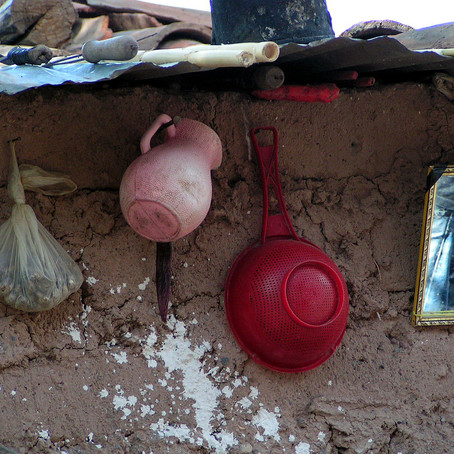 Die Situation der Kleinbauern in den Anden Perus