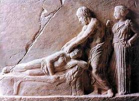 histoire du massage grece