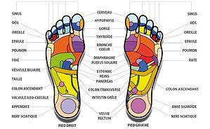 Réflexologie plantaire et massage des pieds à Paris