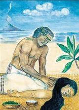 Massage traditionnel hawaïen Lomi Lomi