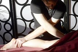 Massage relaxant à Paris