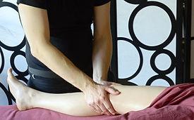 Massage des jambes et des pieds à Paris