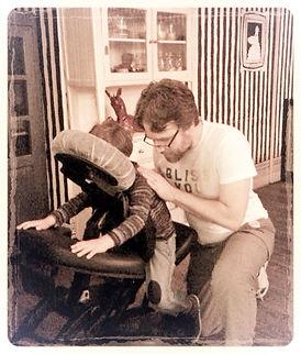 Massage enfant à Paris