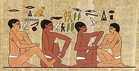 histoire du massage egypte