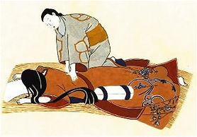 histoire du massage japon