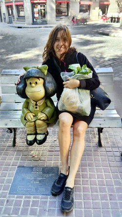 La Mafalda e la tua Guida