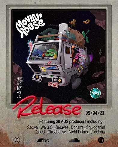 beat tape vol 2 release poster.png