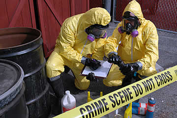 Biohazard Cleanup & Disinfection