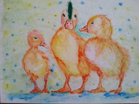 Quackers ~ SOLD