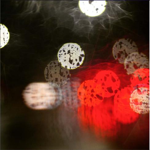 Blurred Lights & Dark Nights.