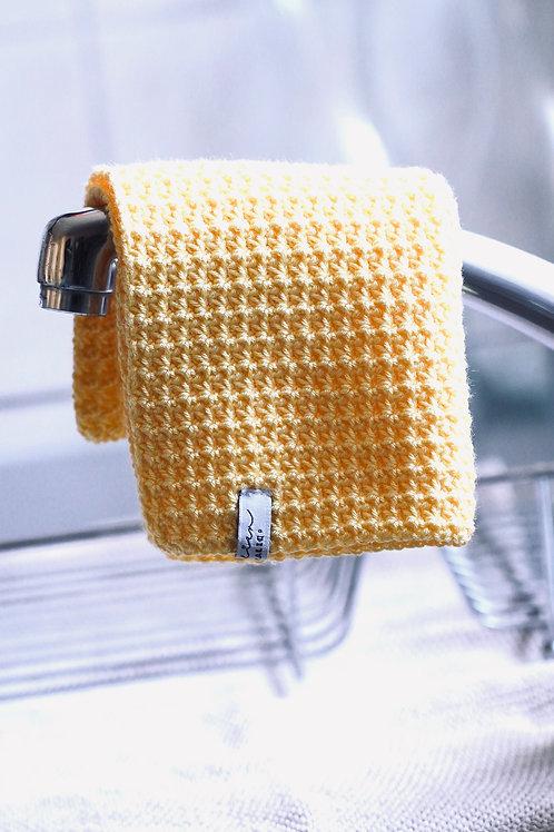washcloth *narzisse*