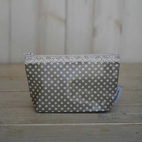 necessaire *little star* grey