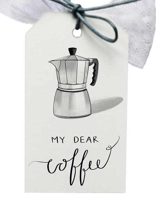 tag *my dear coffee*