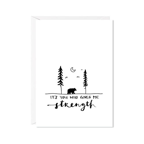 karte mini *strength*