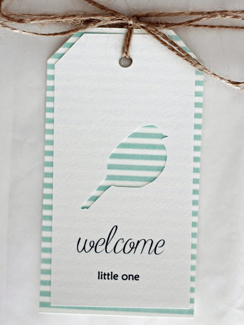 tag *welcome little one* boy