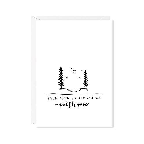 karte mini *with me*