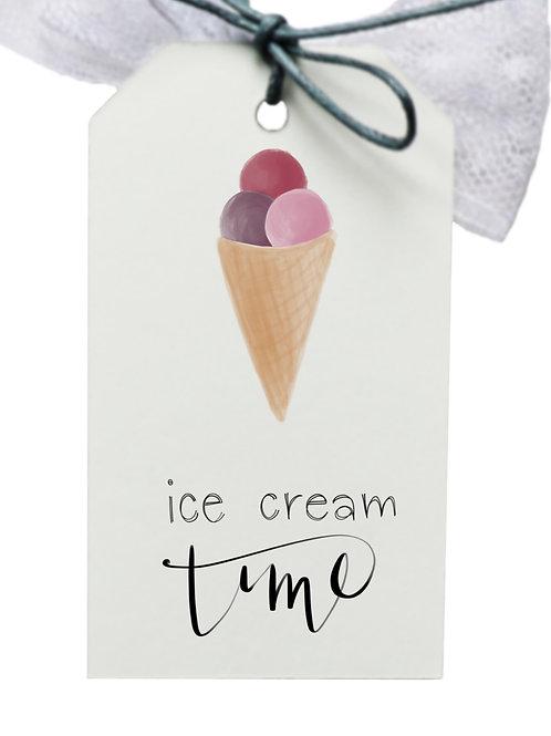 tag *ice cream time*
