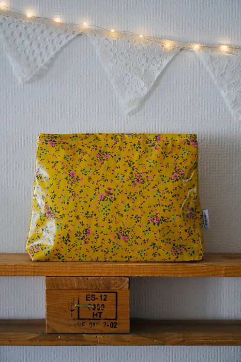 necessaire big *loving liberty* mustard