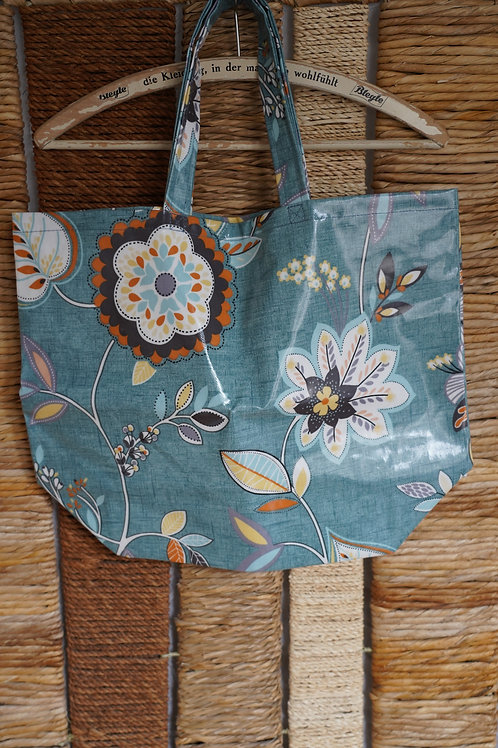 shopping tasche *Octavia Teal Spice*