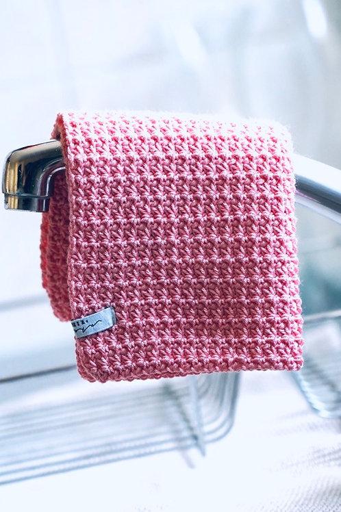 washcloth * flamingo*