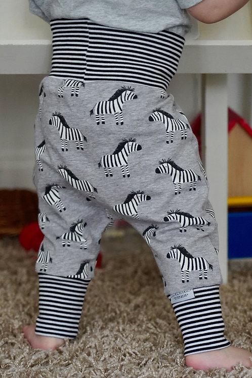 Wohlfühlhose *Zebra*