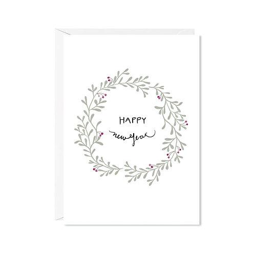 karte mini *happy new year*