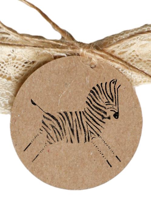 tag *zebra*