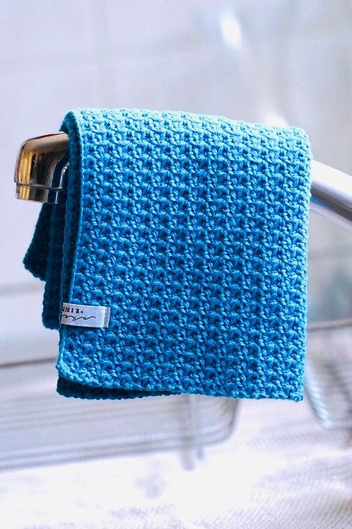 washcloth *kobalt*