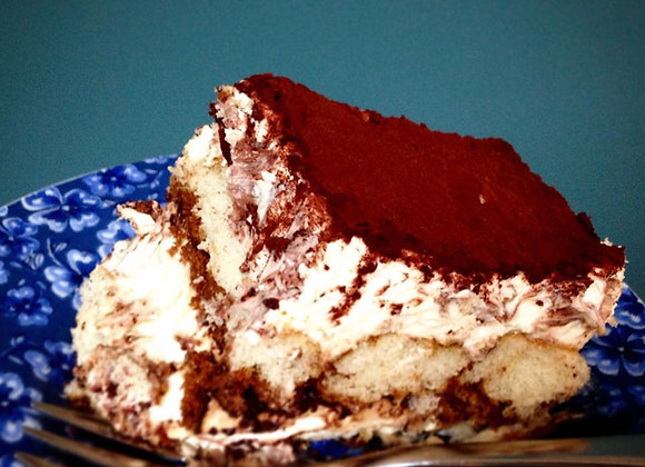 Handmade Tiramisu Cake