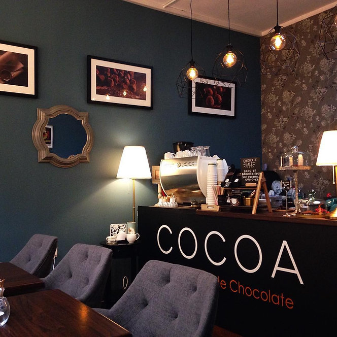 Cocao Cork - Boutique Chocolate shop and Café in the heart of Cork City