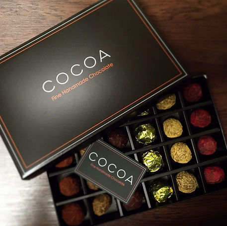 Cocoa Brendan Cashman