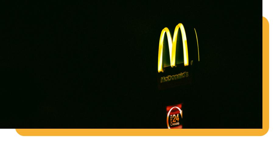 numero 3 McDonalds et le harcelement sexuel systematique