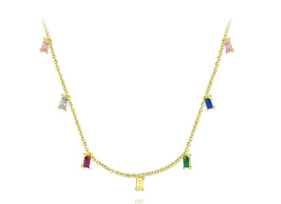 Colgante Ebay multicolor